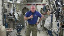 NASA's Scott Kelly says space program needs more funding