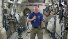 NASA Astronaut On Space Station: We're Watching 'Breaking Bad' (VIDEO)