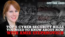 Top 5 Cyber Security Bills You Need to Know About Now with Amie Stepanovich and Jesse Ventura