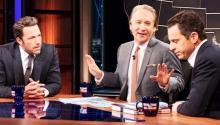 Bill Maher, Ben Affleck, Sam Harris HEATED Debate on Islam