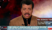 Neil deGrasse Tyson Attacks CNN for Giving Equal Time to Science Deniers