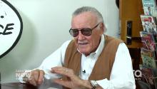 "Stan Lee: New Chinese Superhero In ""Same Class"" As 'Spider-Man' & 'Iron Man' (VIDEO)"