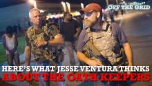 Here's What Jesse Ventura Thinks About the Oath Keepers