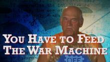 You Have to Feed the War Machine