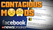 CONTAGIOUS MOODS: Research Suggests Facebook Status Moods Can Spread to Other Friends