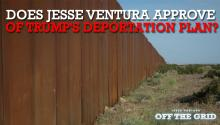 The REAL Cost of Reversing Birthright Citizenship: Does Jesse Ventura Approve of Trump's Deportation Plan?
