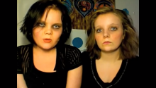 Video Recorded By 2 Goth Teens In 2009 Goes Viral. It's So Good, It's Almost Satire.