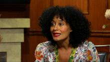 Tracee Ellis Ross: Being Black Doesn't Mean What It Used To