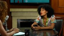 Tracee Ellis Ross: We're Ready To Talk About Race