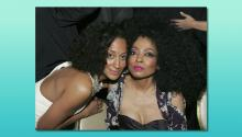 Tracee Ellis Ross: Diana Ross The Icon Doesn't Hold A Candle To Diana The Mom