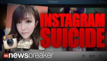 INSTA-SUICIDE: Woman Posts Foreshadowing Pictures Before Jumping to Her Death