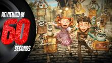 The Boxtrolls - Reviewed in 60 Seconds