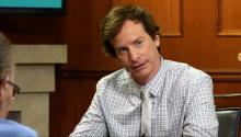 Comedian Rob Huebel on Transparent, Bill Cosby's Future, and His Painful Meeting with Chevy Chase