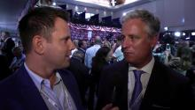 Dave Rubin Talks with Scott Walker Rep about Walker's 2016 Campaign