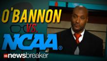 EXCLUSIVE: Larry King Talks To Former UCLA Basketball Star Ed O'Bannon about Lawsuit Against NCAA