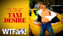 TAXI DESIRE: Pin-Up Calendar Features New York Cab Drivers. Shirtless. And All Beefcake-Like. Yum… (Not Really)