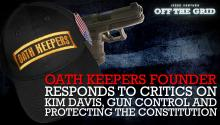 Jesse Ventura: Oath Keepers Founder Responds to Critics on Kim Davis, Gun Control and Protecting the Constitution