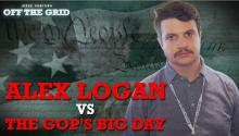 On The Grid at the CNN Debates: Alex Logan Versus the GOP's Big Day