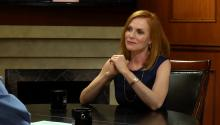 CSI's Marg Helgenberger Reveals Big Detail About Series' Final Scene (VIDEO)