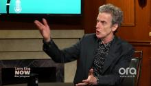 Was Peter Capaldi Destined To Play 'Doctor Who'? (VIDEO)