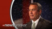 Speaker John Boehner Announces He is Resigning from Congress at End of October