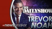 Trevor Noah Debuts as Host for Comedy Central's The Daily Show