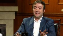 Derek Waters on 'Drunk History' inspiration, Simon Helberg's success, and stumping Bill Murray