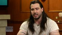 Hilarious! Andrew W.K. Wants A House Pony To 'Trot About' & 'Ride'