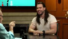 Rocker Andrew W.K. on new music, fraud rumors, the 2016 election, & 'bronies'