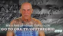 Jesse Ventura: Win Tickets to #PolitiCon