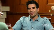 You Won't Believe The Moment Eli Roth Fell In Love With Wife Lorenza Izzo