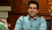 What!? Eli Roth Knows The Pope's Halloween Costume