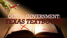 God Vs. Government: Texas Textbooks & Atheist Airmen