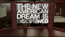 Episode 08: The New American Dream is Disciplined