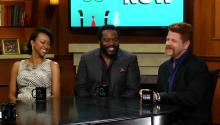 The Walking Dead: Sonequa Martin-Green, Chad L. Coleman, & Michael Cudlitz