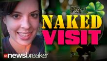 NAKED VISITOR: Drunk and Nude Woman Tries to Visit Husband in the Slammer