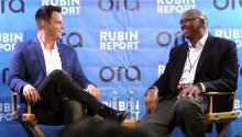 Michael Steele and Dave Rubin Talk Republicans, Trump, and Free Speech