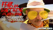 Fear & Loathing in Bern Vegas: On the Grid at the DNC Debate