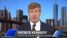 Patrick Kennedy Tells All: Addiction, Mental Illness & Famous Family's Struggles