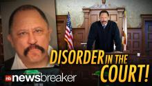 DISORDER IN THE COURT: Judge Joe Brown Gets Arrested For Inciting A Courtroom Crowd