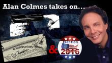 Jesse Ventura and Alan Colmes on Gun Control, Taking Money Out of Politics and the 2016 Elections