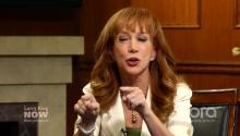 """Sexism in Stand-up Comedy is Alive and Well"": Kathy Griffin Says She's in a Club of One"