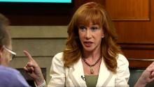 "Kathy Griffin Slams Donald Trump: ""Get My Coffee, B**ch!"""