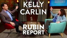 Kelly Carlin and Dave Rubin Talk George Carlin, Political Correctness, Counter Culture and Much More