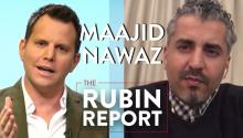 Maajid Nawaz and Dave Rubin Discuss the Regressive Left and Political Correctness