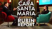 Cara Santa Maria & Dave Rubin Talk Atheism, Secularism, GMO's and more