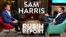 The Rubin Report Rules & Sam Harris Interview