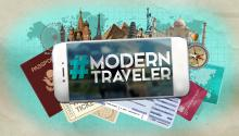 This is #ModernTraveler