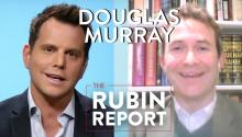 Douglas Murray and Dave Rubin Talk Free Speech, ISIS, Israel (Full Interview)