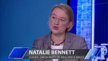 UK Green Party Leader: Cap CEO Salaries At 10x His/Her Lowest Paid Worker